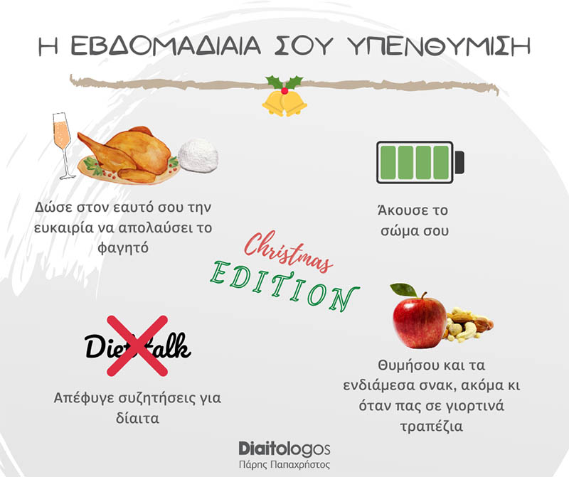 Diatrofiki Evdomaidia Ipenthimisi